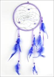Large Purple Dreamcatcher
