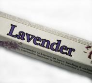Box of 20 Lavender Incense Sticks