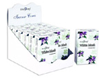 Box of 15 White Musk Incense Cones